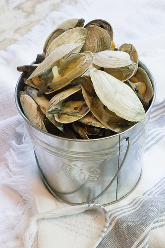 Steamers with Sage Garlic Butter | Tender and sweet, steamed ...