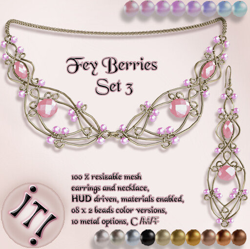 !IT! - Fey Berries Set 3 Image