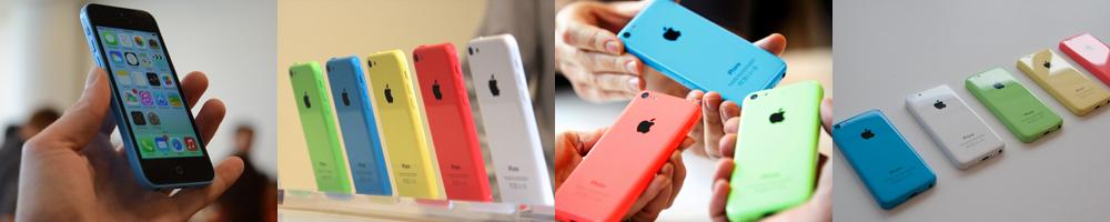 Apple iPhone 5C - CellphoneS