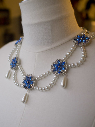 Festoon Necklace By In the Long Run Designs