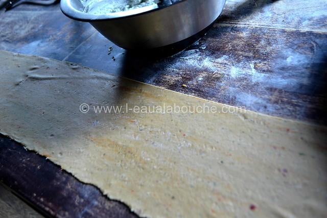 Tortellini Aux Epinards & Ricotta Sauce au Gorgonzola © Ana Luthi Tous droits réservés 026