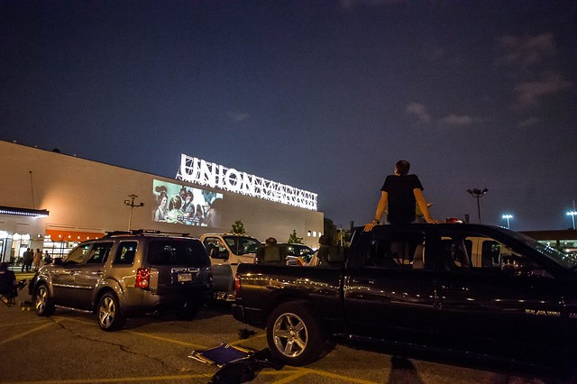 Union Market - Drive-In Movies