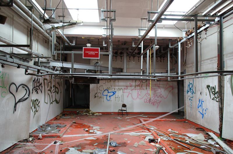 Contamination Station