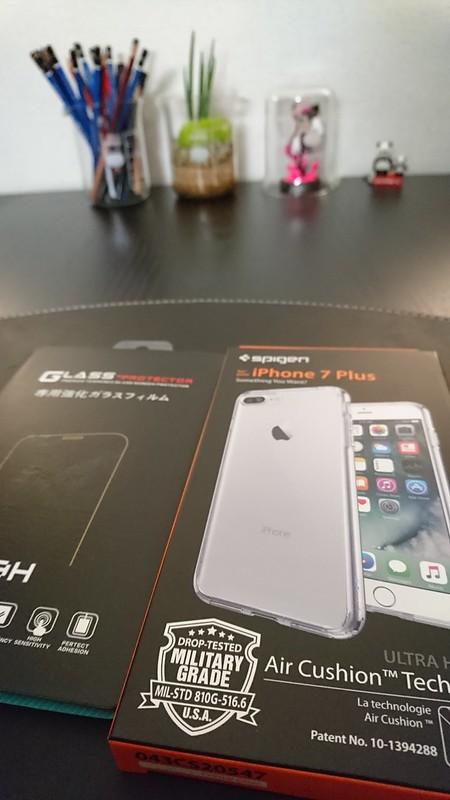 iPhone 7 Plusの準備は万全