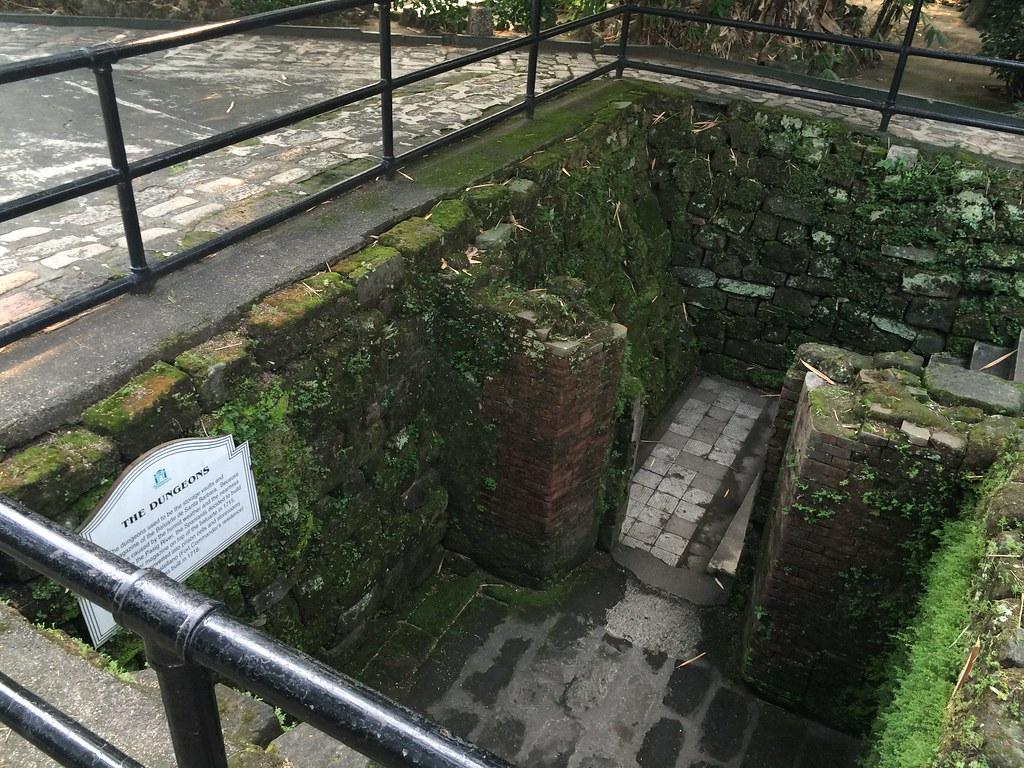 Dungeons at Fort Santiago