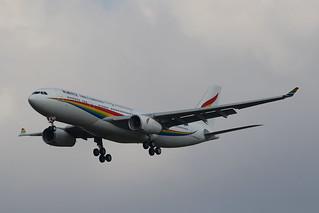 TIBET AIRLINES F-WWKU msn 1730 IMMAT B-8420