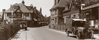 Wadhurst High Street some time ago