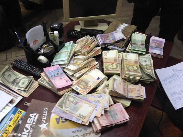 СБУ блокувала механізм виведення в офшори грошей одеських комерсантів