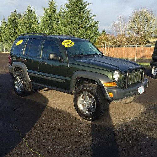 2006 lifted jeep liberty seats five people nice tires c flickr. Black Bedroom Furniture Sets. Home Design Ideas