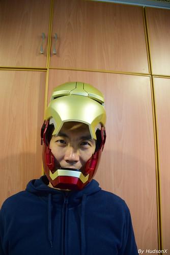 1:1 Ironman MK42 Helmet (13)