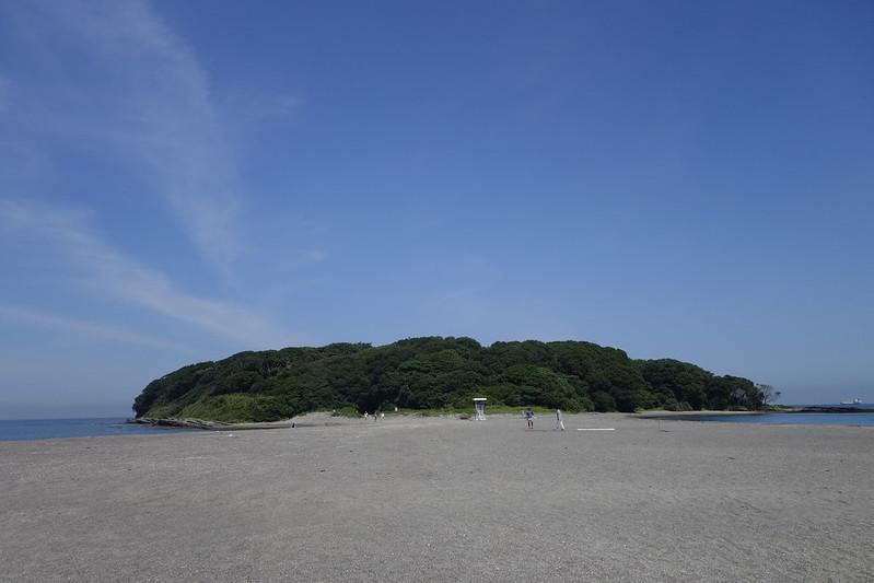 千葉館山沖ノ島