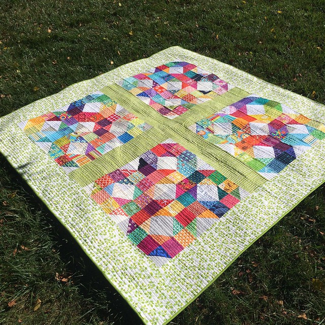 patchwork wheel