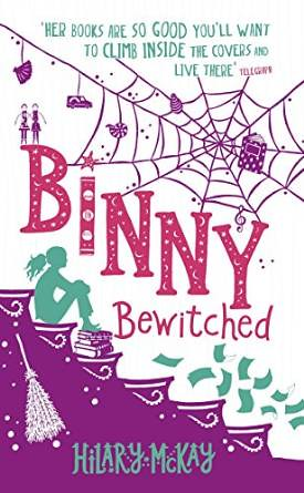 Hilary McKay, Binny Bewitched