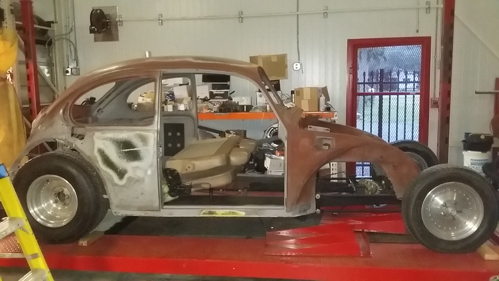 V8 Volkswagen Bug Build| Builds and Project Cars forum |