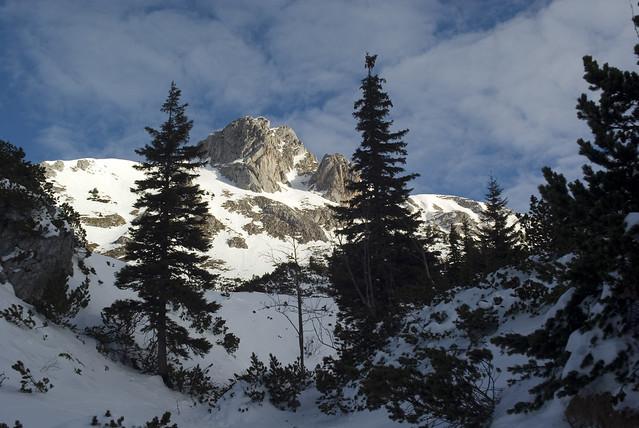 Schneeberg Fadensteig