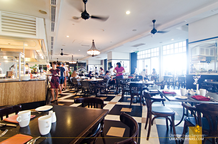 E&O Hotel Penang Victory Annexe Sarkies Restaurant