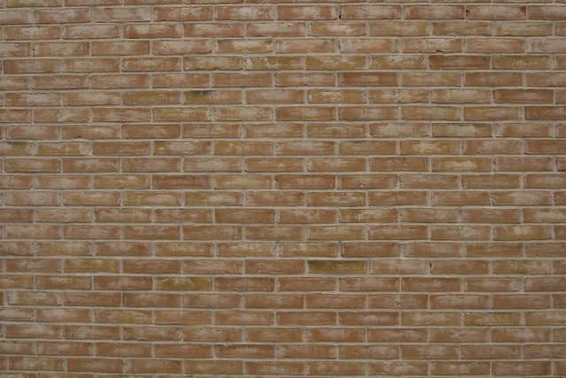 Buff brickwork, Forth Valley College, Stirling