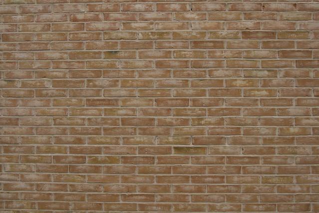 Buff brickwork, Forth Valley College, Stirling