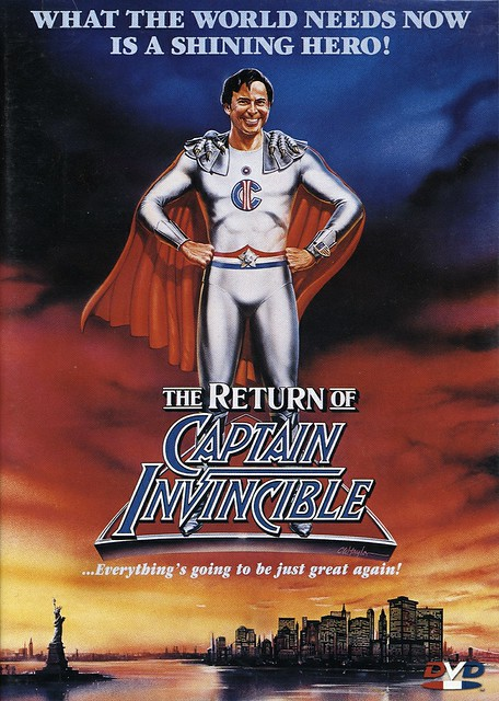 (1983) The Return Of Captain Invincible