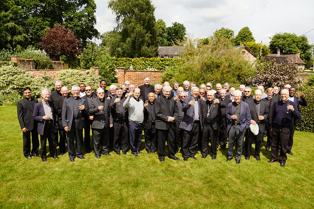 Diocese of East Anglia Celebration of Priesthood June 16