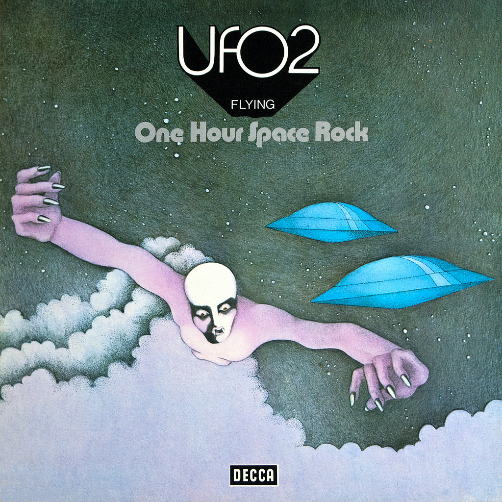 UFO - UFO II Flying-Spacerock