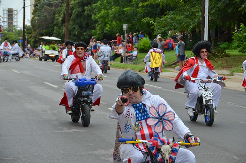 Elvis Mini Wheelie Club