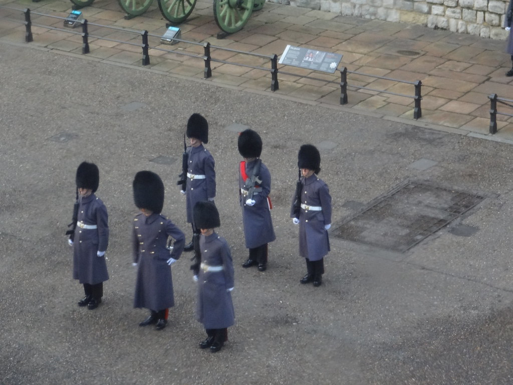 Changing of Guards - Copyright Travelosio
