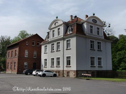 Bürogebäude Saline Göttingen