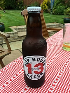 St. James's Gate (Diageo), Hop House 13 Lager, Ireland.