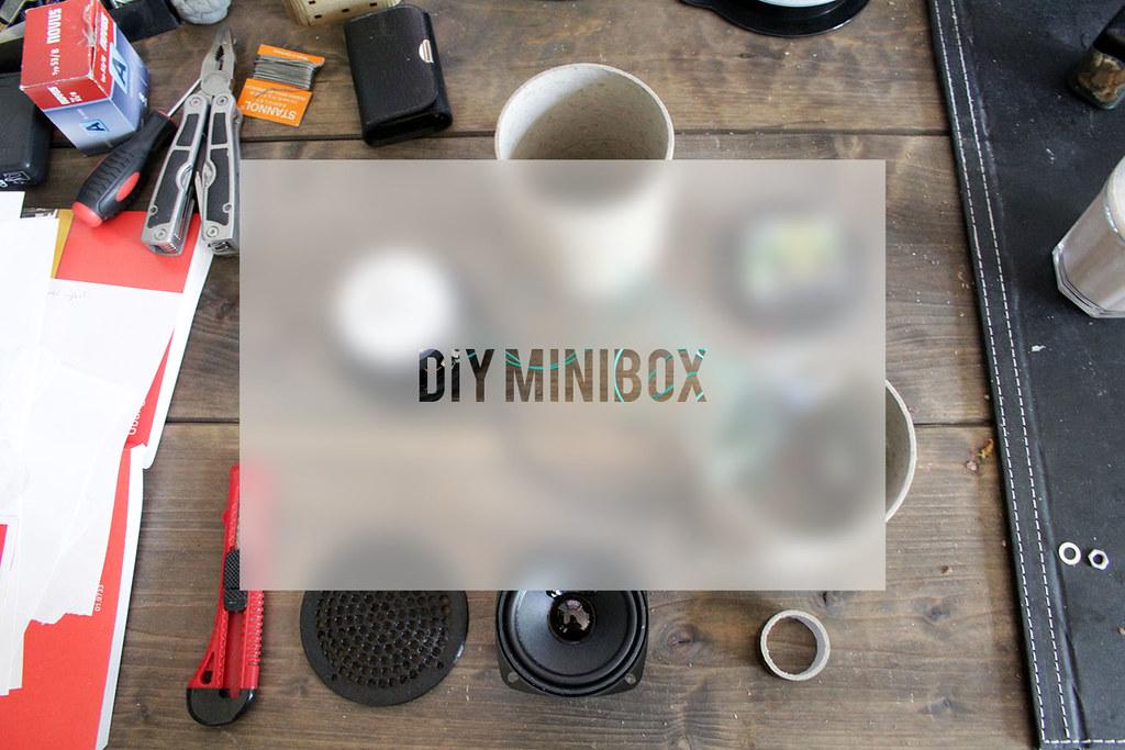 DIY Minibox