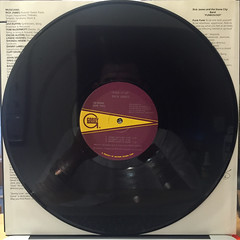 RICK JAMES:FIRE IT UP(RECORD SIDE-B)
