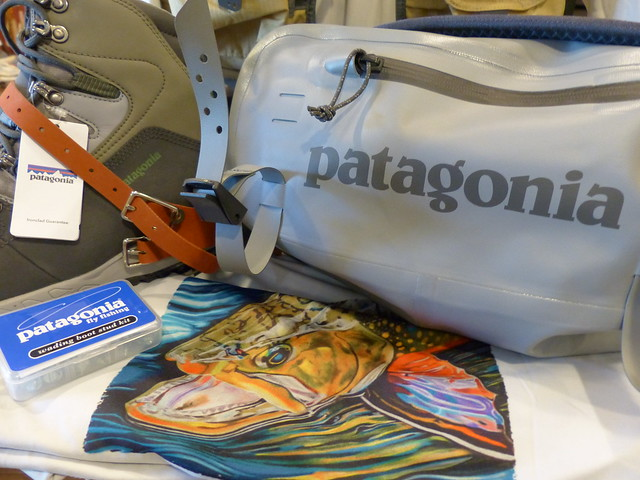 Patagonia Fly Fishing Gear