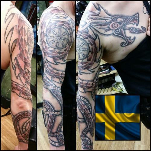 gratis piger viking tattoo fredericia