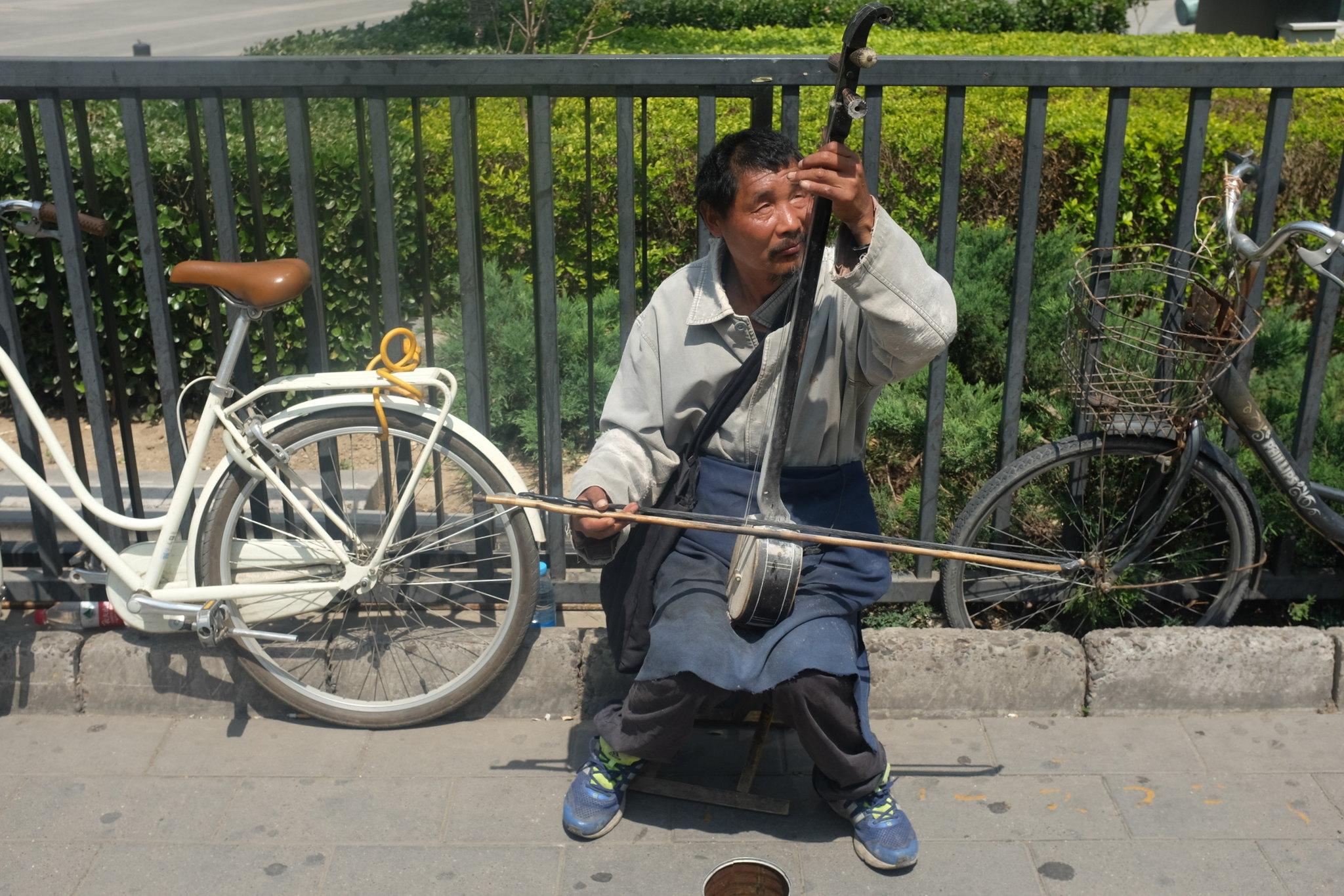 Chinesische Geige