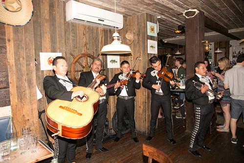 Mariachi Band at Rosarito