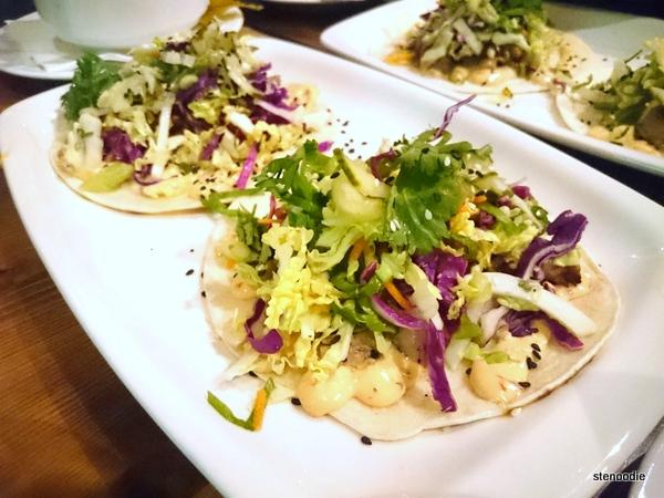 Banh Mi Grilled Chicken Tacos