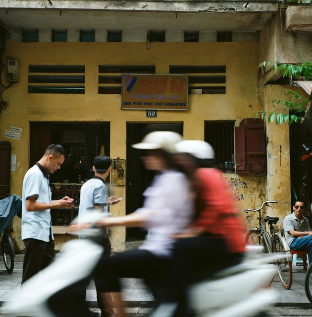 Hanoi - random 3