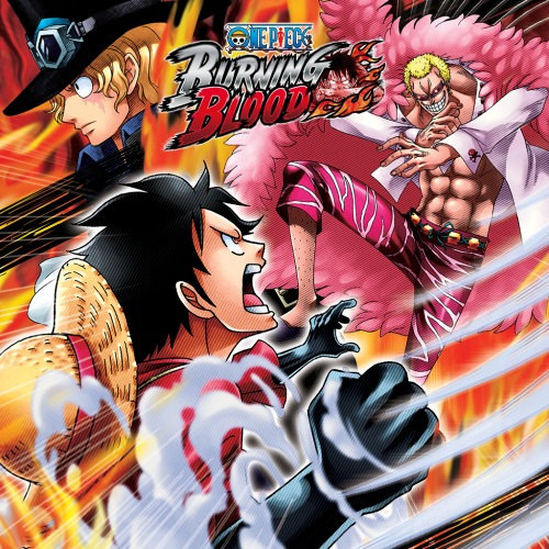 One Piece Burning Blood Deluxe Edition