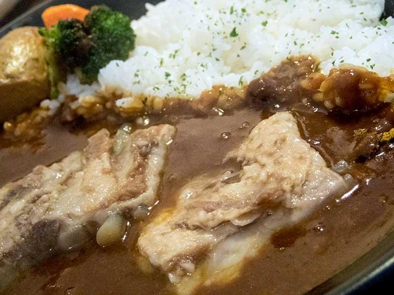 E-itou Curry ほろほろ豚バラ軟骨の煮込みカレー