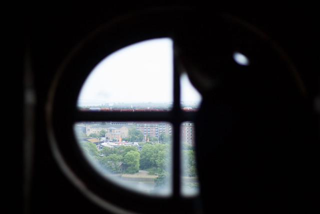 Foreign World and my Window