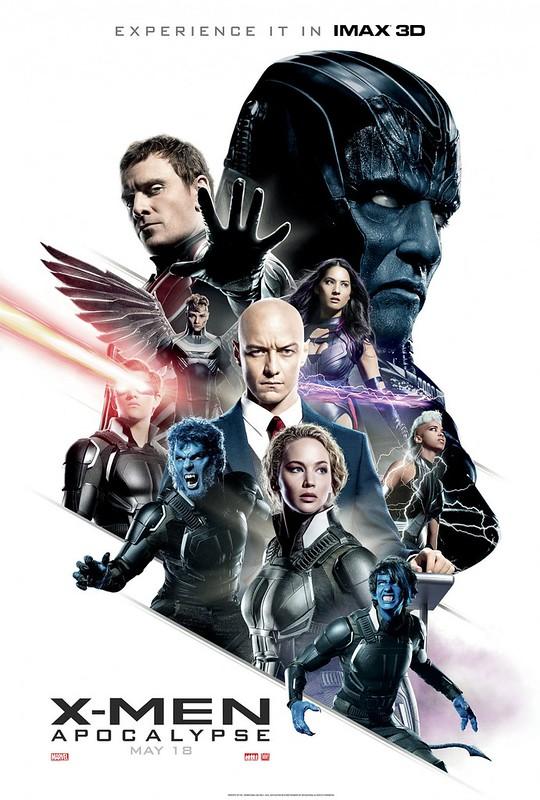 X-Men - Apocalypse - Poster 19