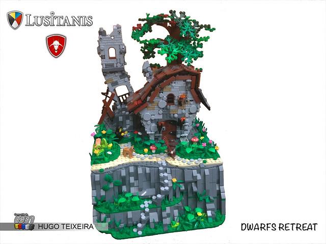 Dwarfs retreat 1