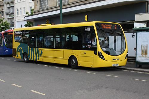 Yellow Buses 864 HF14BWV