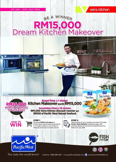 Dream kitchen_contest poster