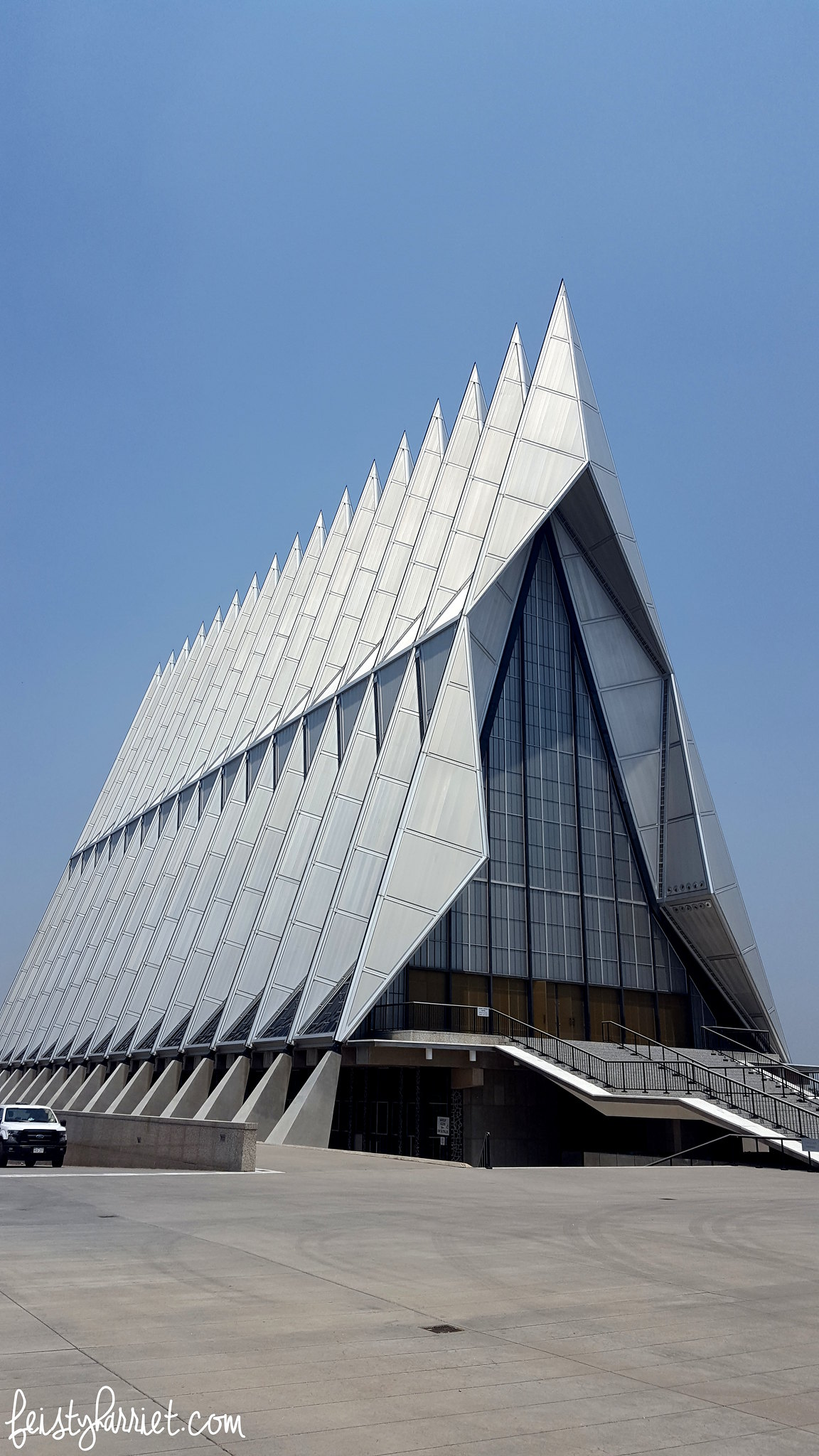 Air Force Academy_Cadet Chapel_feistyharriet_July 2016 (2)