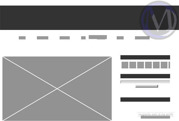 10 aplikasi wireframe mockup tools terbaik wireframe di atas adalah kepunyaan blog mugiantoweb ya blog saya terlihat jelas susunan letak tiap section yang tertata rapi dan mudah untuk malvernweather Choice Image