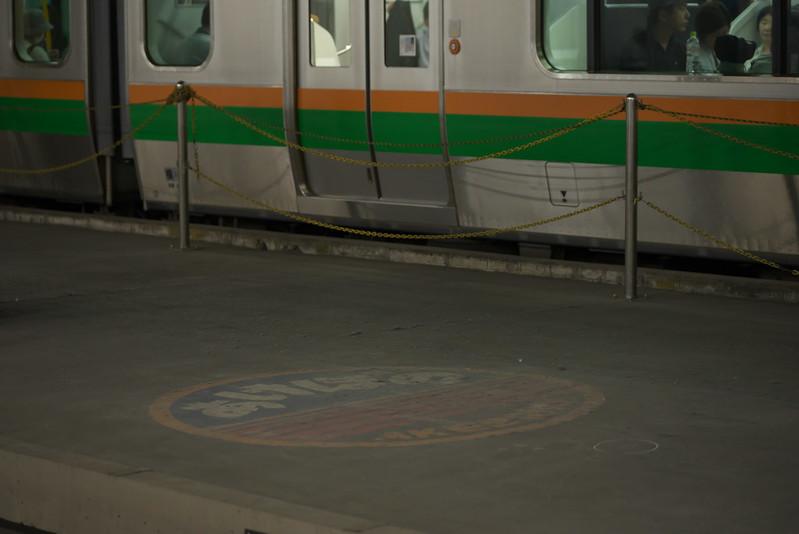 Tokyo Train Story 上野駅 2016年6月26日