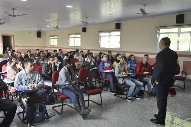 28 06 2016 Formação jovens decanato São Pedro de Alcântara