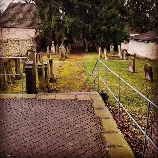Jewish cemetery Warburg #jewish #cemetery #Germany #Warburg