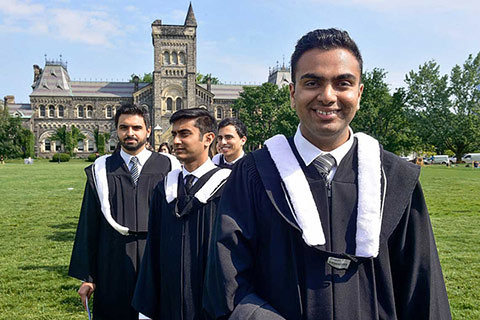 U of T Magazine: Spring Convocations 2016